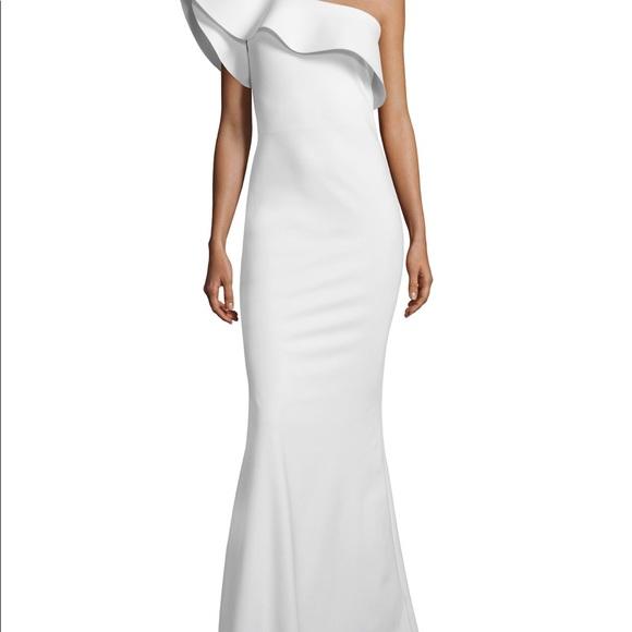 1ea294fa6f2 La petite robe Di Chiara Boni Elisse one Shoulder